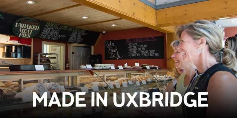 Made in Uxbridge
