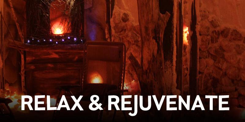 Relax & Rejuvenate